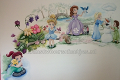 Disney babies prinsessen