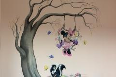 Minnie Mouse boom stamper Zoetermeer