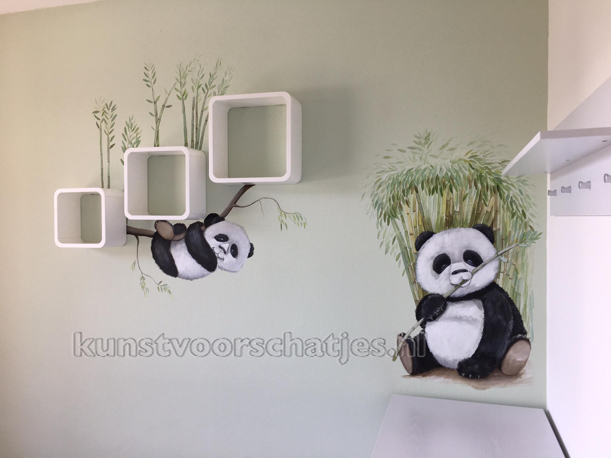 Panda kamer