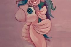 Zeepaard-unicorn
