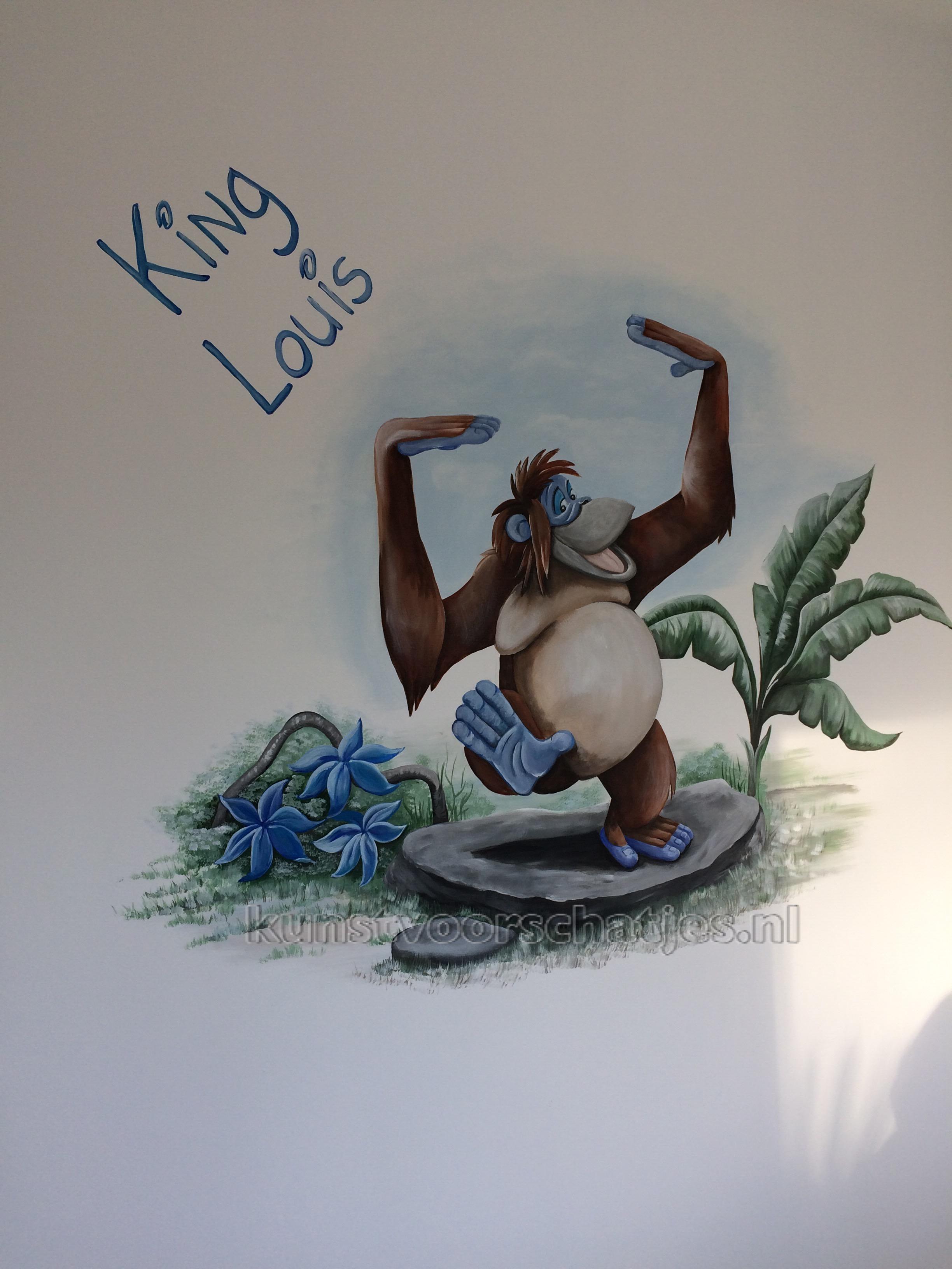 Jungle Book Louis