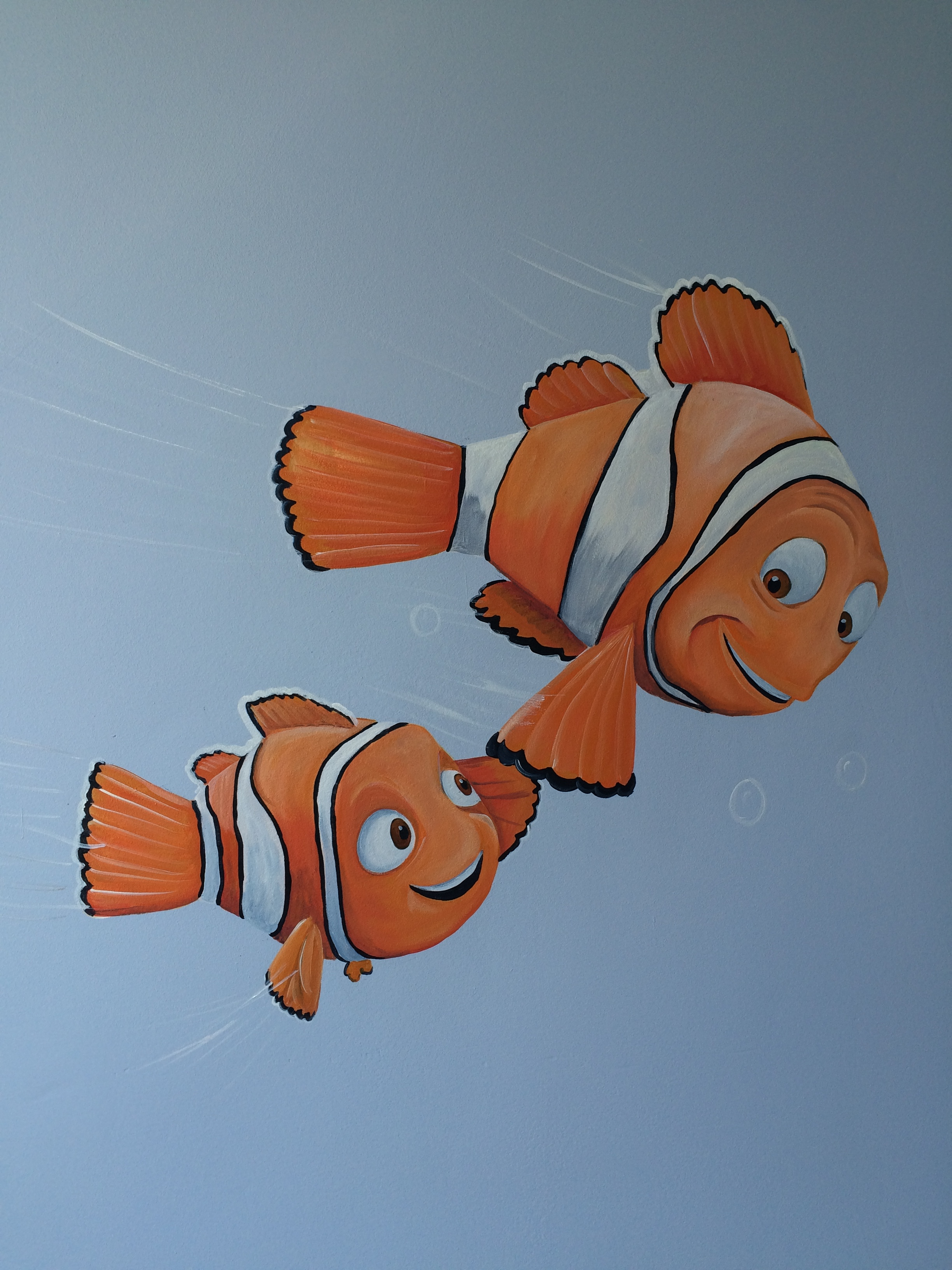 Nemo Marlin closeup