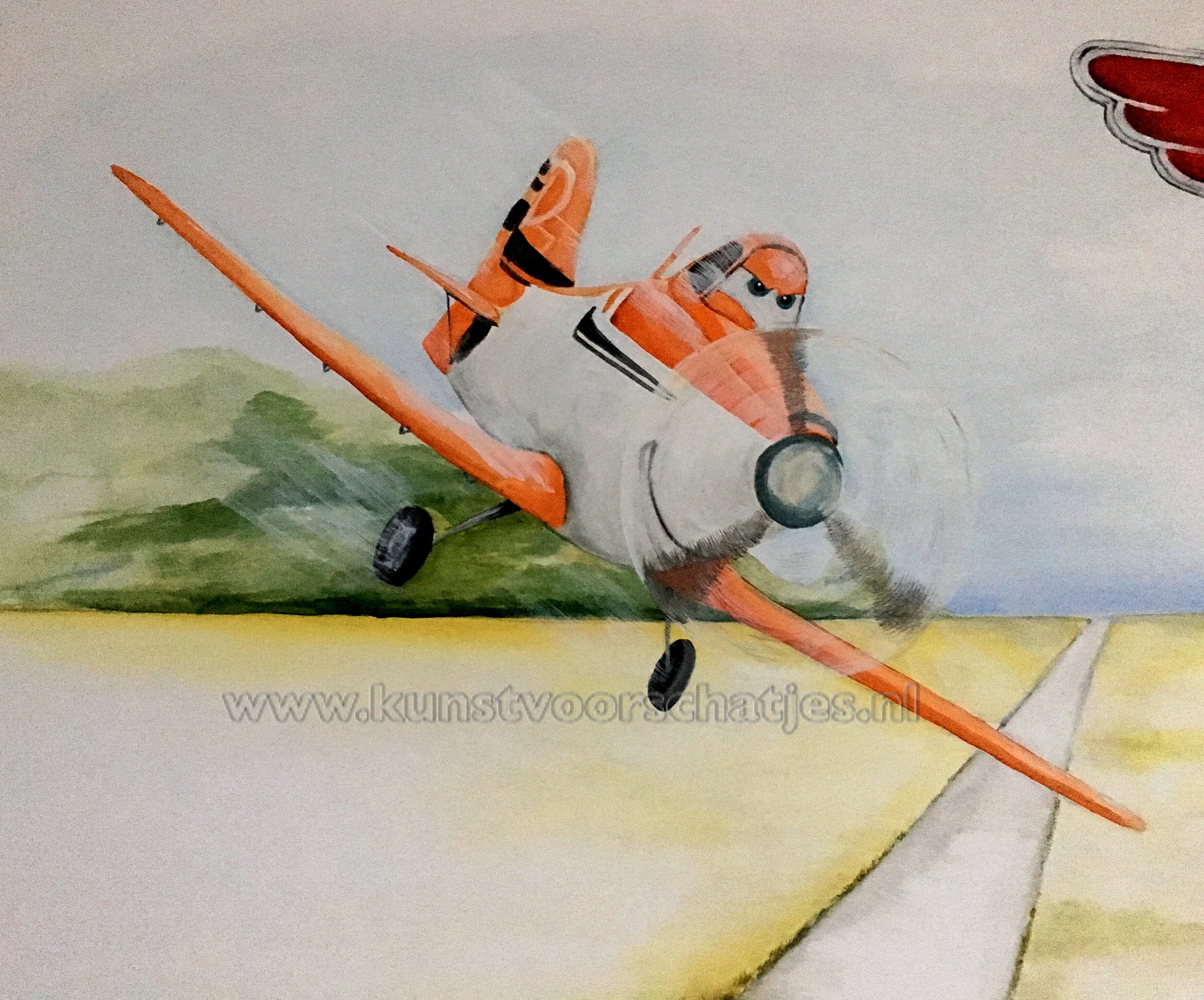 Planes Leiderdorp Dusty