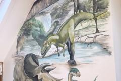Dinosaurussen kamer