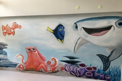 Nemo onder bed