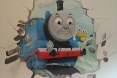 Thomas met minion