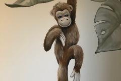 Jungle-lieflijk-aapje