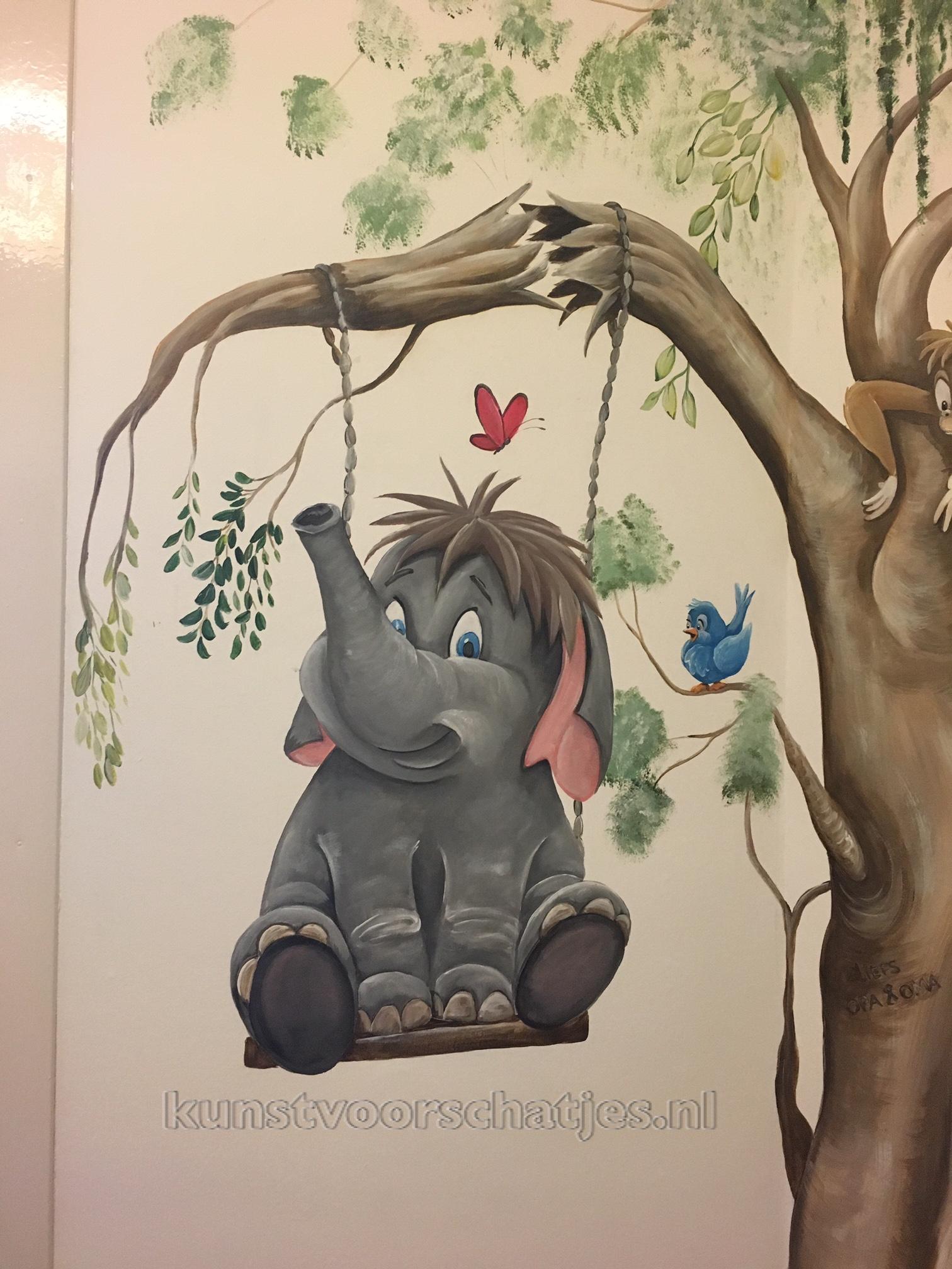 Disney boom Simba olifant Abu olifant