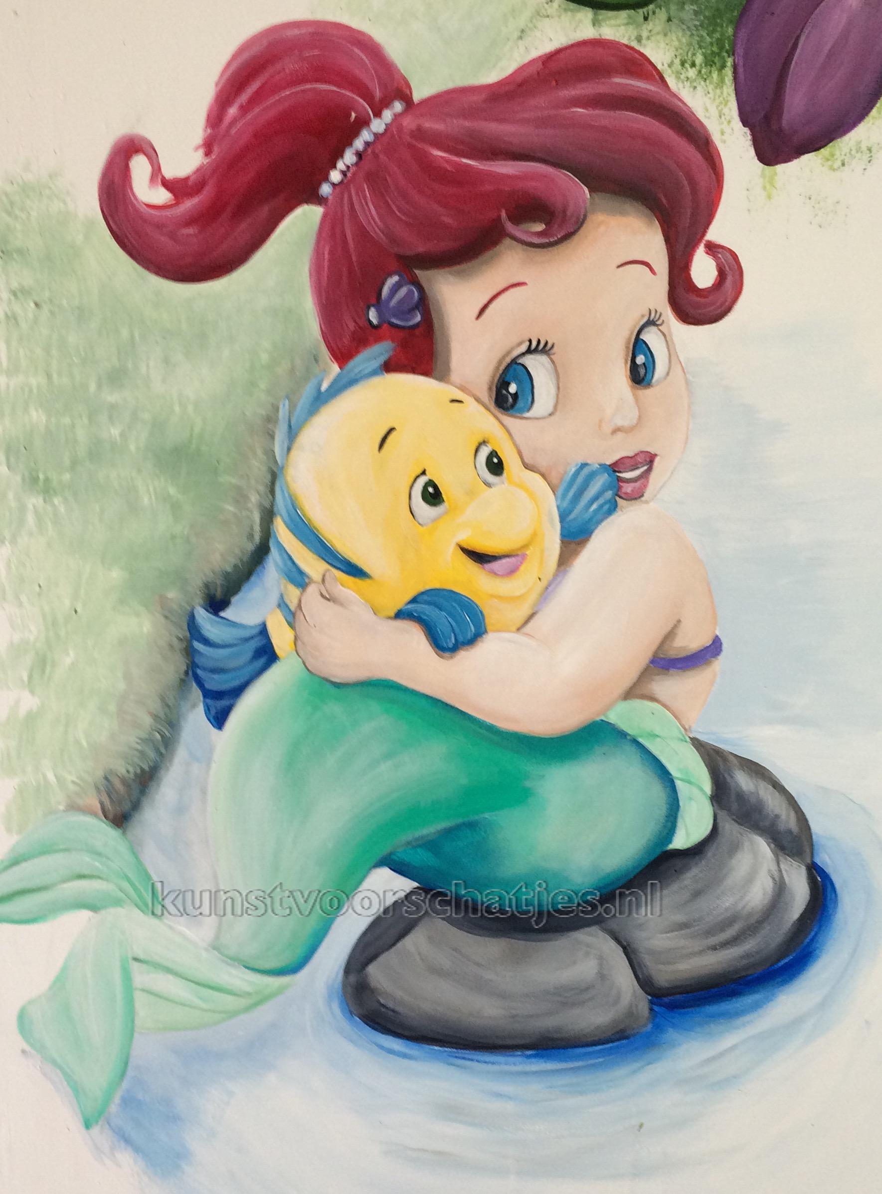 Disney babies prinsessen Ariel